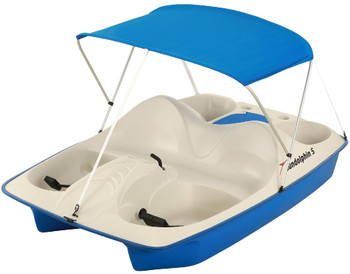 Sundolphin Pedalboat Replacement Canopy & Straps *NO FRAME*