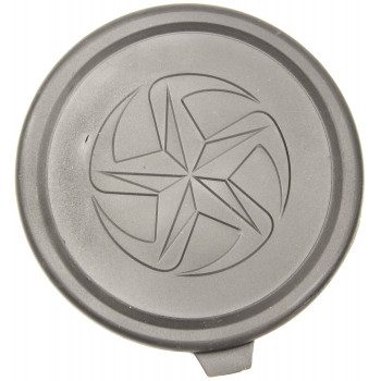 """Wilderness Systems 6"""" Rubber Day Hatch  Lid Star Pattern"""