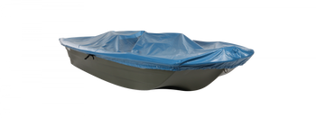 Pelican Predator Fishing Boat Mooring Cover