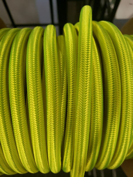 "Bungee / Shock Cord  1/4 ""  YELLOW  Price per foot"