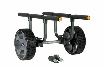Wilderness Systems Heavy Duty Kayak Cart with Flat Free Wheels