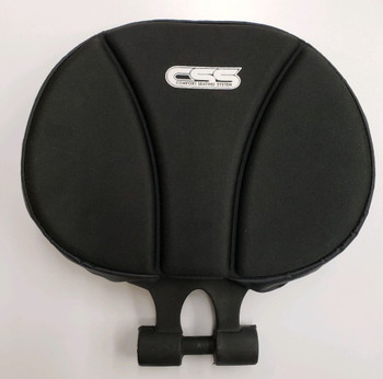 Emotion Aftermarket Kayak Seat Back, Molded Plastic. W/ Cushion