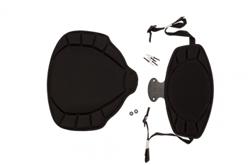 Pelican Standard Kayak Backrest with Seat Cushion Combo