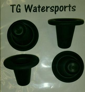 TGW Universal Scupper Plugs 4 Pack