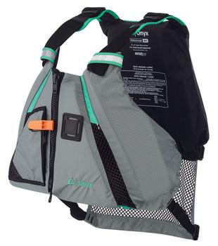 Onyx MoveVent Dynamic Life Vest, Jacket, PFD Teal