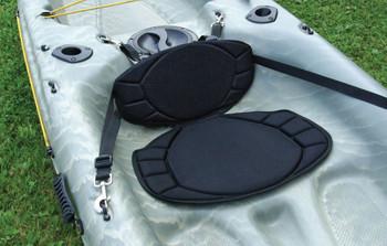 Pelican Kayak Sit on Top Adjustable Kayak Seat with Clips