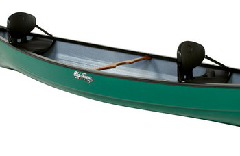 Old Town Canoe Molded Seat with Backrest  Stern