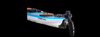 Pelican Kayak  Fluid Steering System™ Rudder Kit