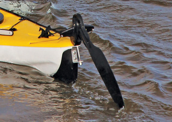 Pelican Kayak  Fluid Steering System™ Rudder Kit