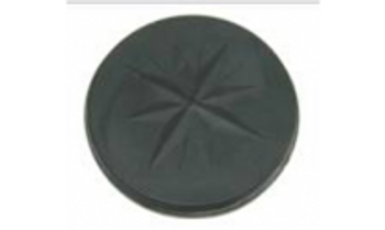 "Equinox  Kayak  Hatch Cover  7"" Round"