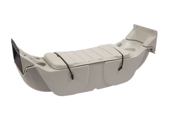 Pelican Canoe,  Center Seat Replacement . ( Cooler Seat )