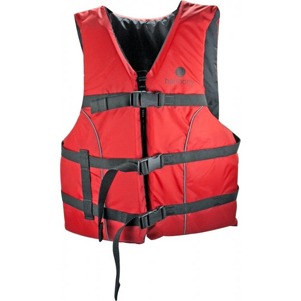Universal  Life Jacket for Rental or Recreation