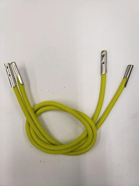 """Pelican Kayak  20"""" Bungee Kit with Hardware. Yellow Green"""