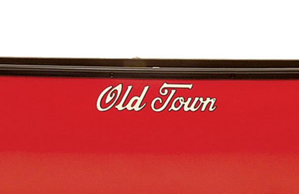 Old Town Canoe Decal