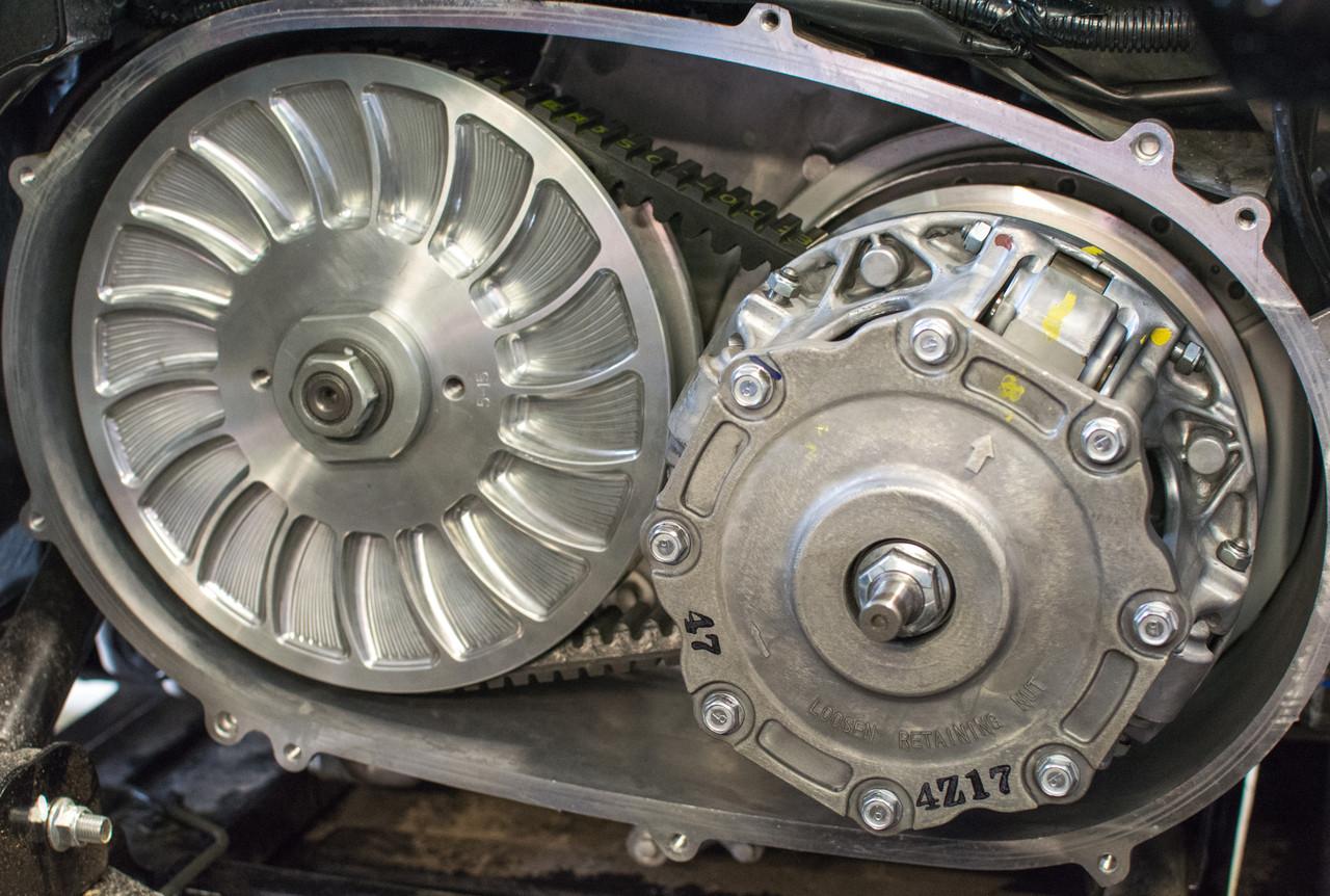2012-18 Kawasaki Teryx 4 and 2014-18 Teryx 2 STM Billet Secondary