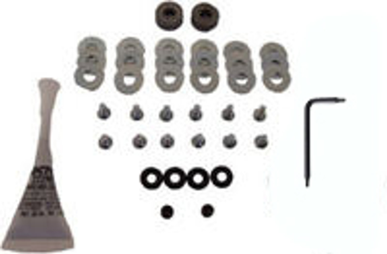 Cam Arm Fasteners and Fastener Kits