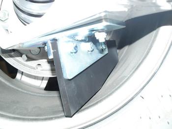 Rear installed