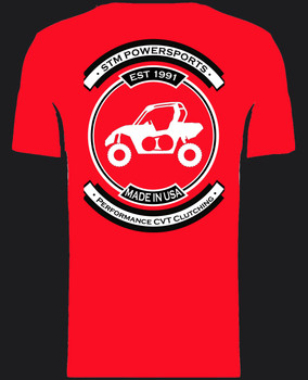 STM Red T-shirt