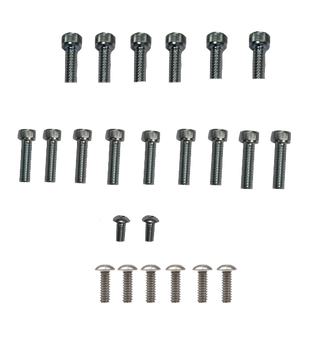 Can-Am X3 & Defender Tuner Secondary Bolt Kit