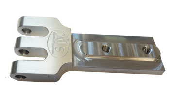 "STM Tied Clutch Brace 11.5"" Upper (New Style)"