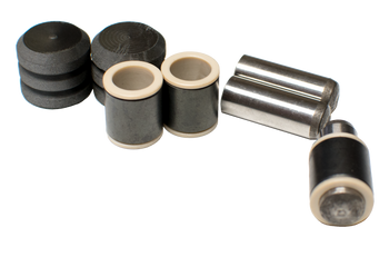 Composite Roller-Bushing Style Pin Roller Kit For STM Rage 3 & 6 Spider