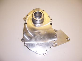 STM Sidewinder Gear Case Diamond Drive Chain Case Upgrade