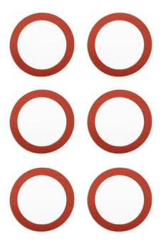 Tuner Belt Deflection Shim Set of 6