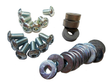 HD 1st Stage 6 Arm M5 Fastener Kit