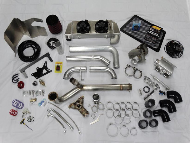 K&T RZR 1000 XP Turbo Kit