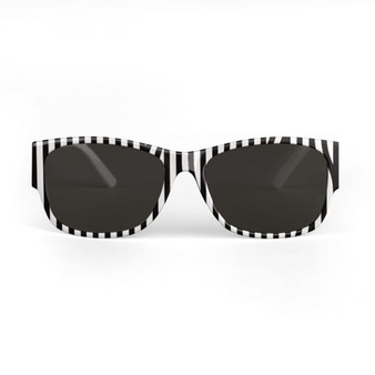 Black and white sunglasses by Melsinki