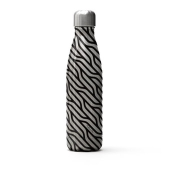 Stainless steel drinking bottle by Melsinki