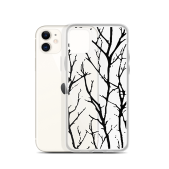 tree print iphone case
