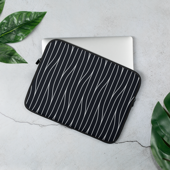 printed 13 inch laptop sleeve