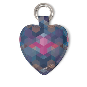 heart shape keyring
