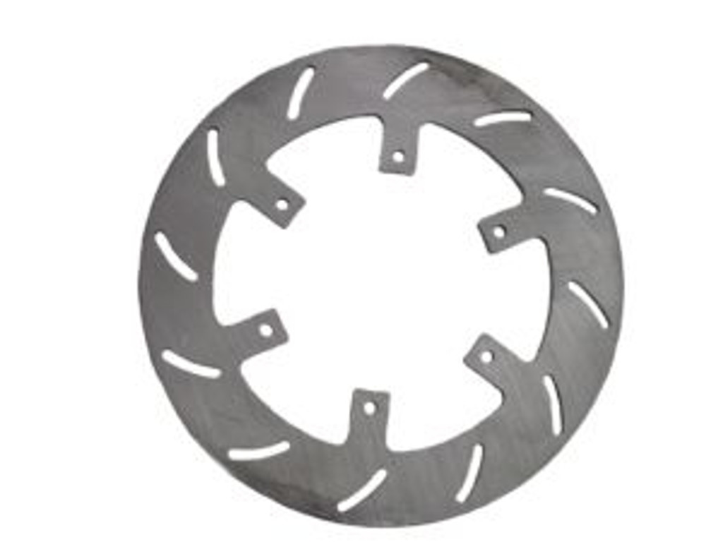 "10"" X 1/4"" Diameter Steel Brake Disc"