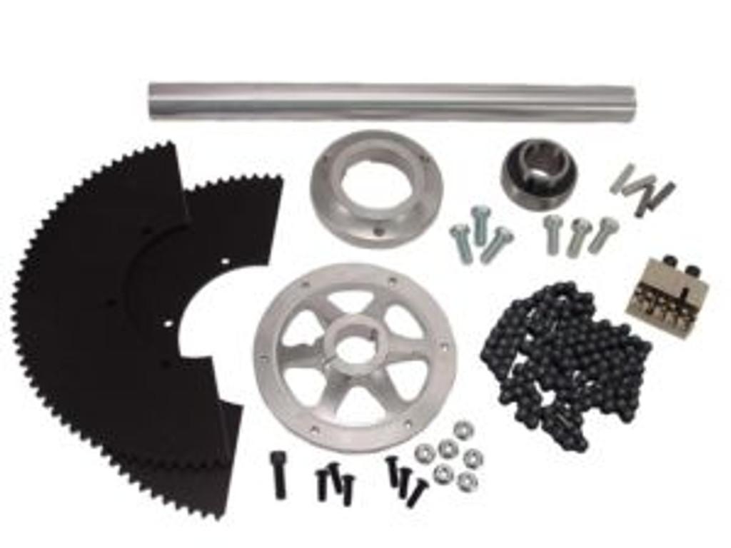 Rear Axle Kit#35 Chain