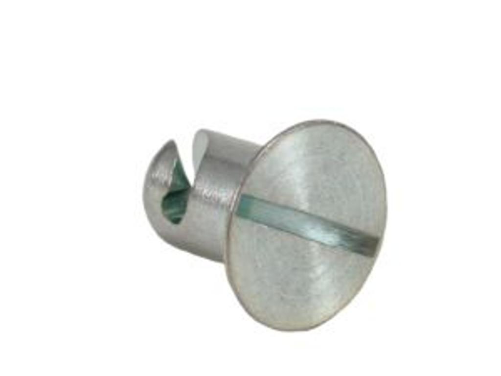 Flat Button Head .500 Reach DZUS