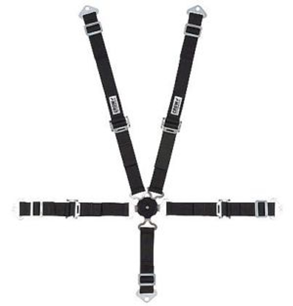 Crow Enterprises Seat Cam Lock Belts