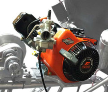 LO206 Engine and Accessories