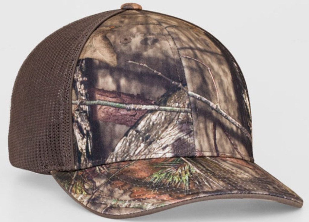 Pacific Headwear #694 Universal Fit Camo Trucker