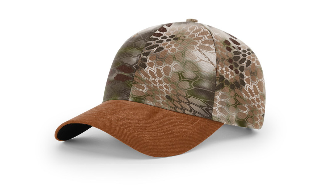 Richardson #846 Camouflage / Duck Cloth Cap