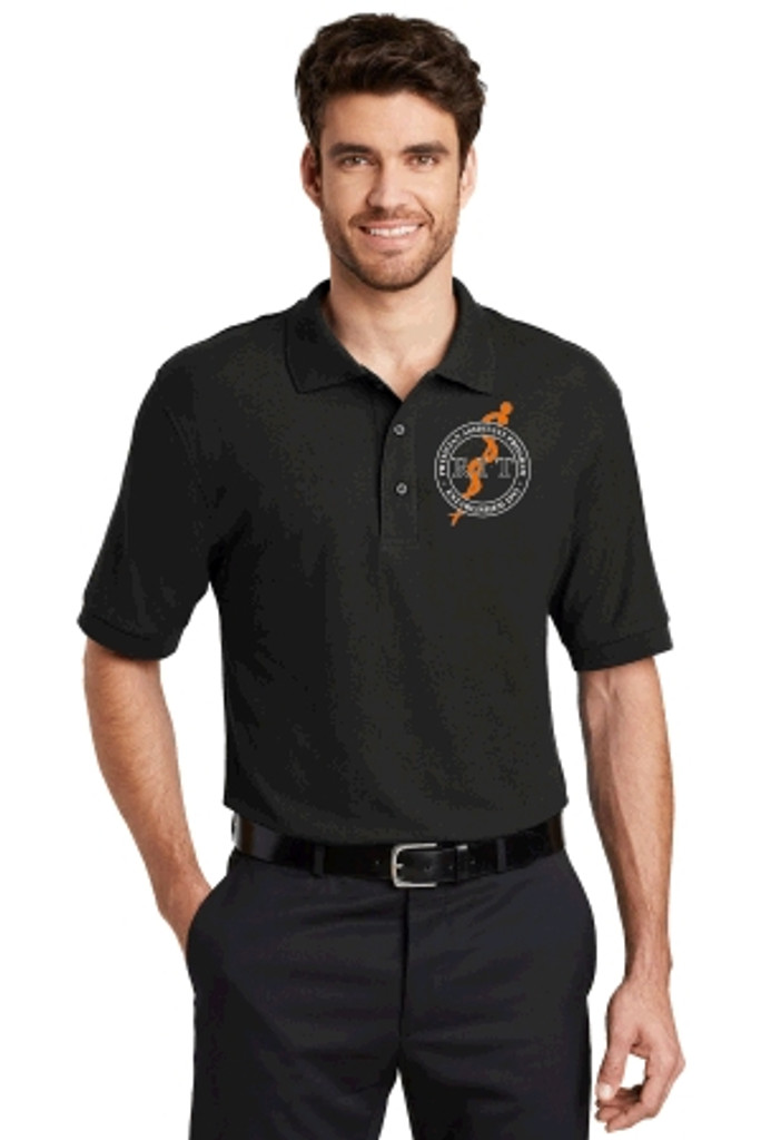 Port Authority® K500 Polo Shirt w/ Embroidered Logo