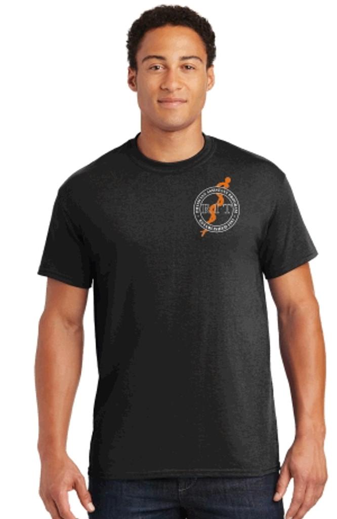 Cotton T-Shirt w/ Printed Logo, Adult RITPA