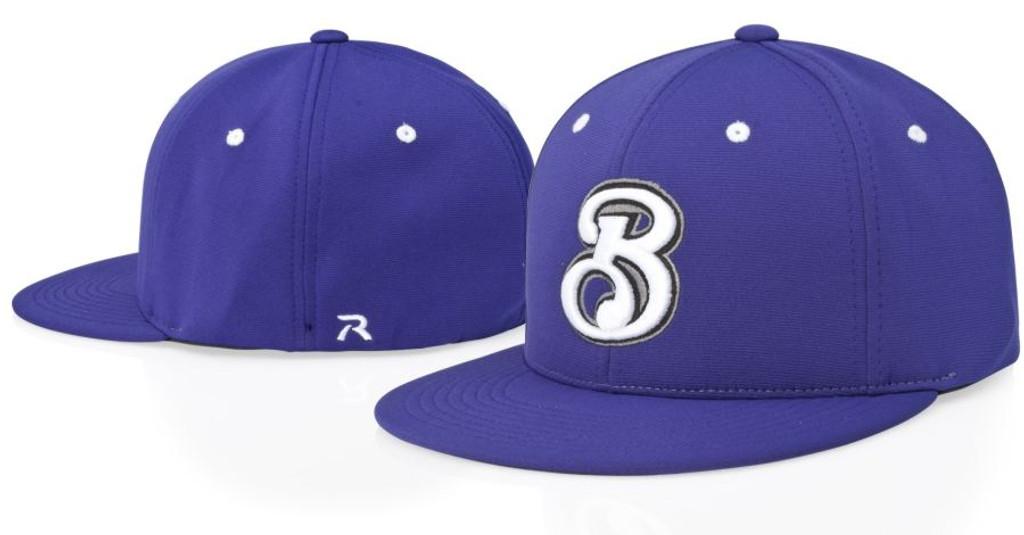 Richardson PTS20-CX PULSE FLEXFIT Baseball Hat, Custom Express