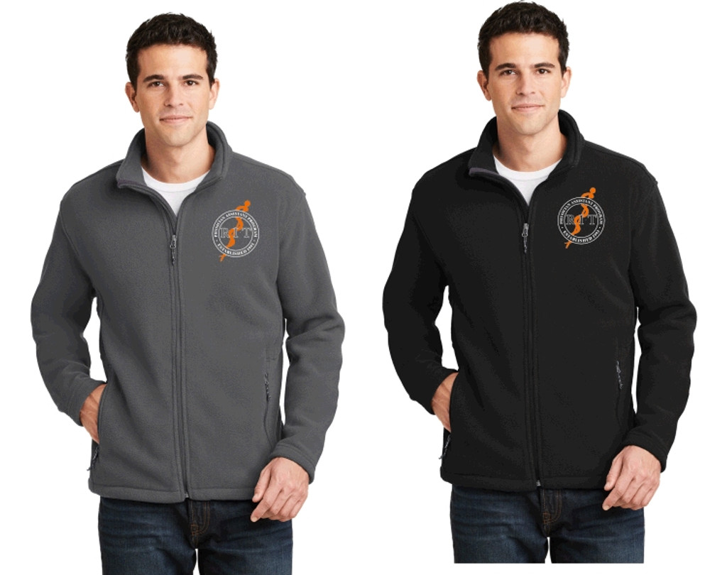 Port Authority® F217 Full-zip fleece