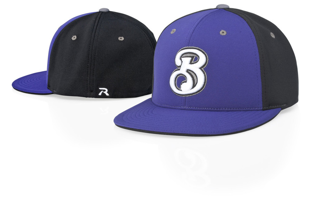 Richardson PTS20-C PULSE FLEXFIT Baseball Hat, Custom Colors