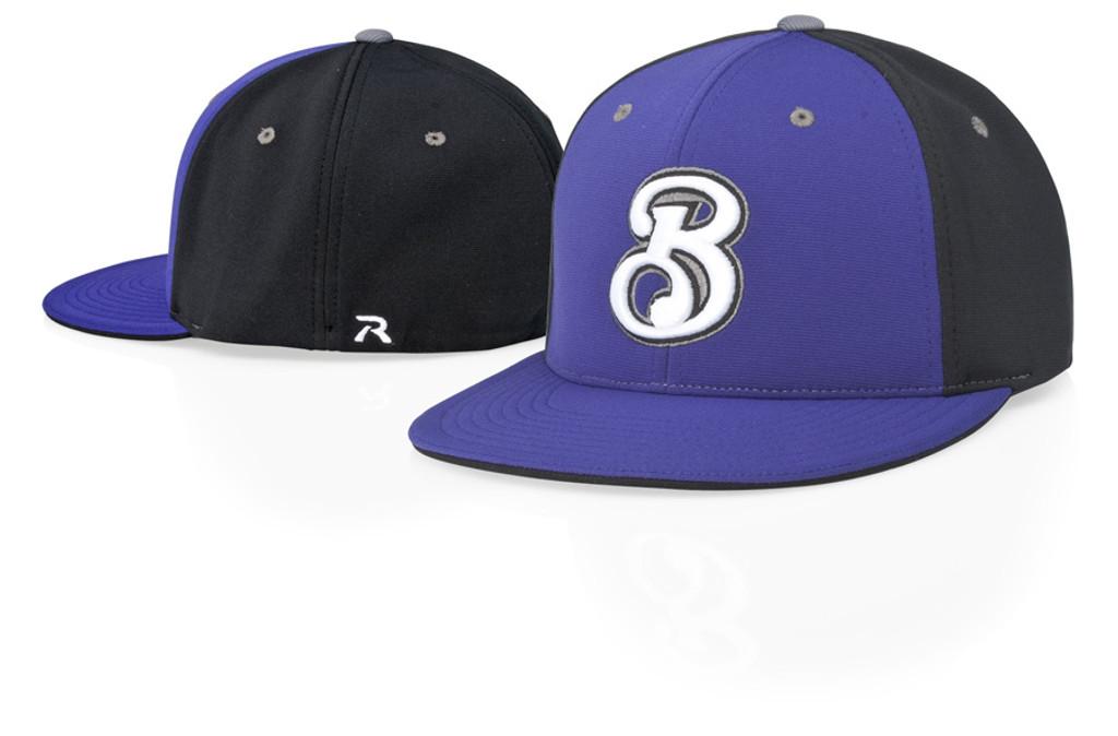 Richardson PTS20-C PULSE FLEXFIT Baseball Hat, Custom Colors