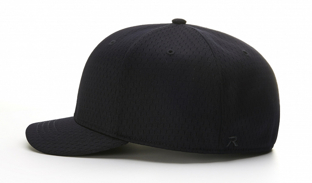 Richardson Pro Mesh Combo Umpire Hat, Navy or Black