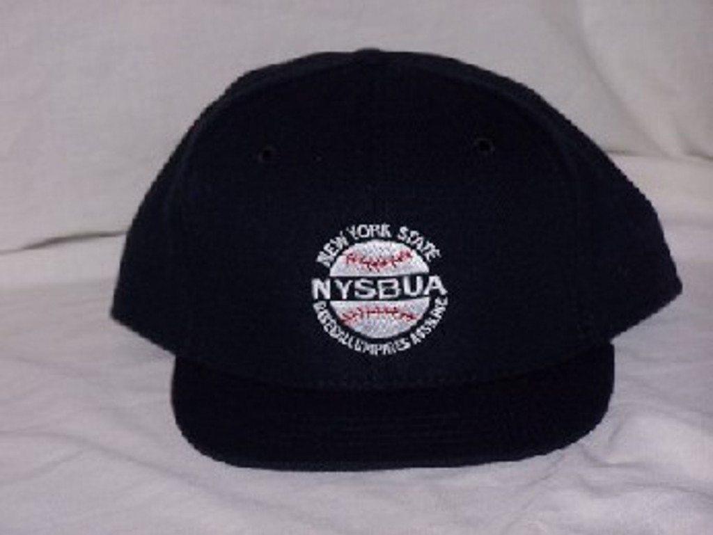 Mesh NYSBUA Umpire Cap