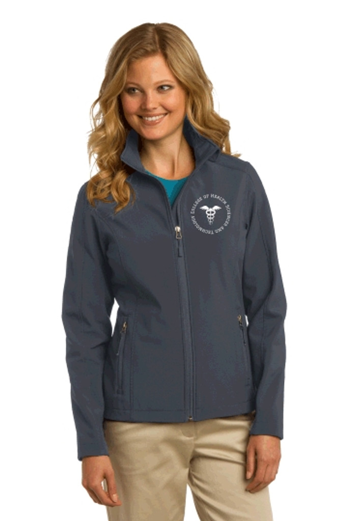Port Authority® L317 Women's Core Soft Shell Jacket RITCHST